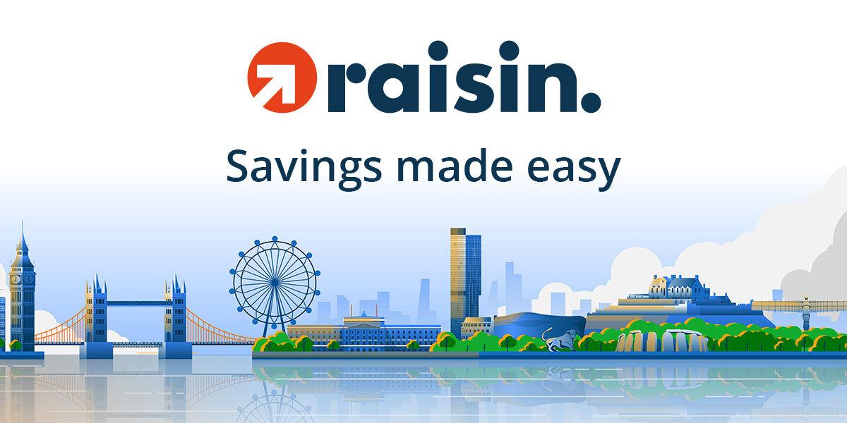 Raisin UK Celebrates Winning Innovator of the Year at FSF Awards 2020