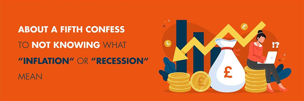Financial confusion over inflation and recession
